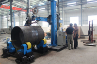 High Quality Column Manipulator 2X2 Pipe Tank Welding