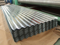 High Quality Color Coated Corrugated Steel Roofing Sheet