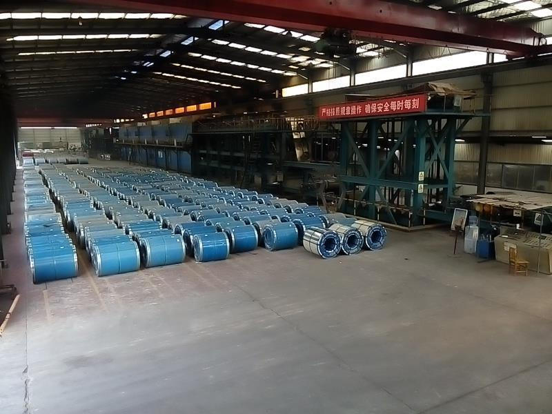 Prepainted Galvanized Steel Coil 2019