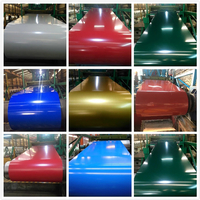 Prepainted Building Materials Color Coated Steel Coil PPGI