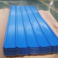 Prepainted Galvanized Corrugated Sheet Metal Roofing Steel Sheet